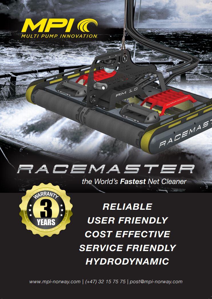 Racemaster a4